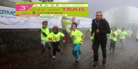 3° Mont Avic Trail